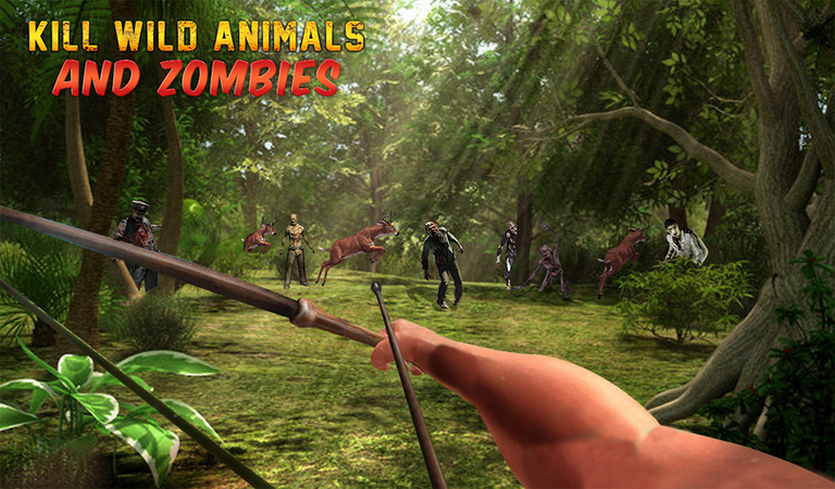Скриншот Lost Island Survival Games: Zombie Escape