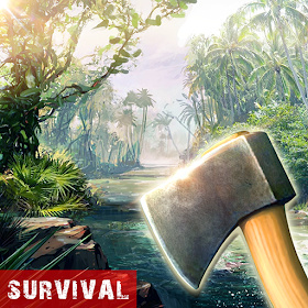 Lost Island Survival Games: Zombie Escape