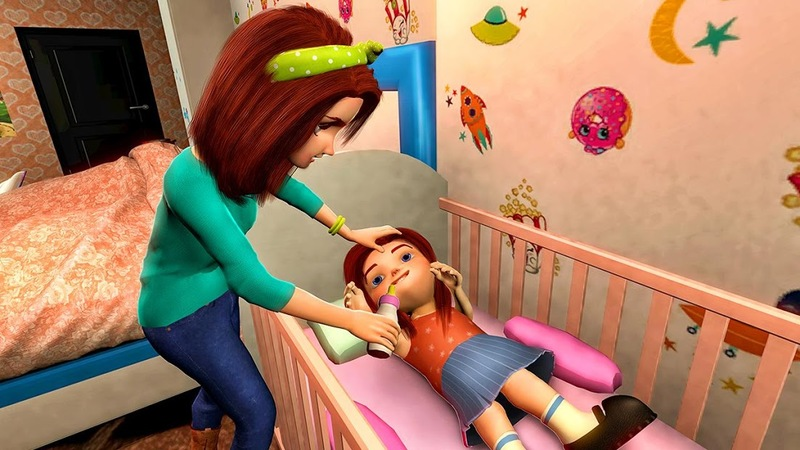 Скриншот Virtual Mother Game