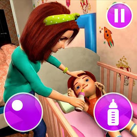 Virtual Mother Game