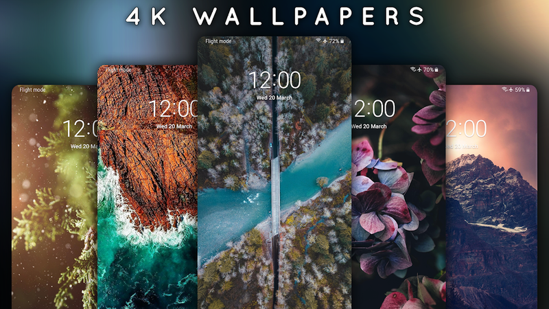 Скриншот 4K Wallpapers