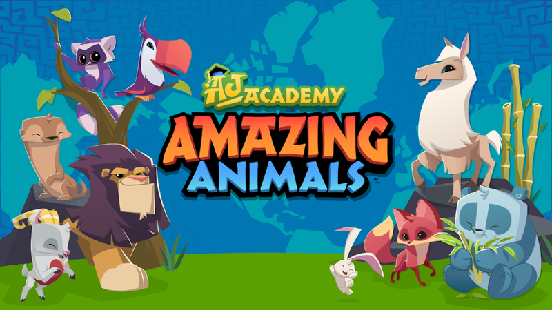 Скриншот AJ Academy: Amazing Animals
